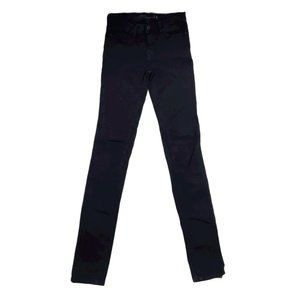BDG Jeans Women's 24 Black High Rise Cigarette